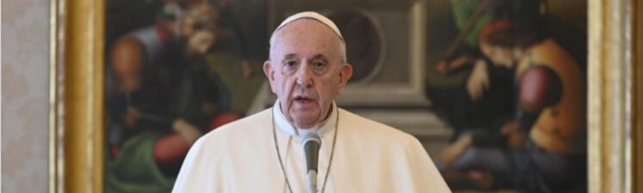 Pope Francis' homily for the special 'Urbi et Orbi' blessing on Friday